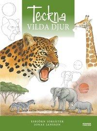 bokomslag Teckna vilda djur