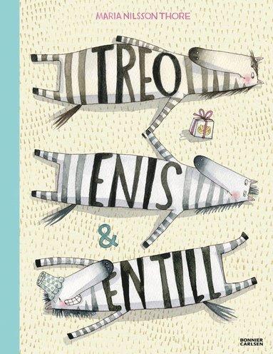 bokomslag Treo, Enis och en till