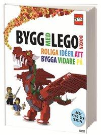 Bygg med Legoboken : roliga idéer att bygga vidare på