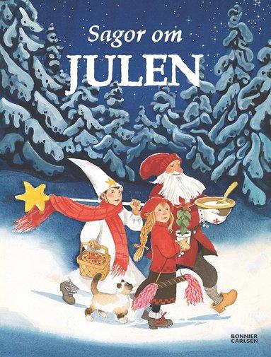bokomslag Sagor om julen