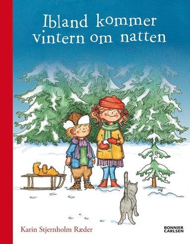 bokomslag Ibland kommer vintern om natten