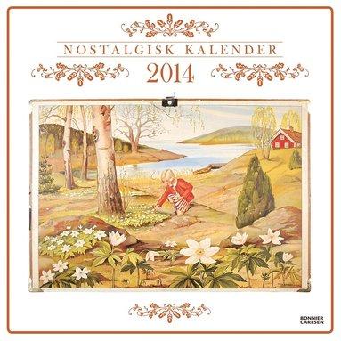 bokomslag Nostalgisk kalender 2014