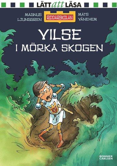bokomslag Vilse i mörka skogen