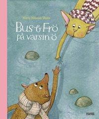 bokomslag Bus och Frö på varsin ö