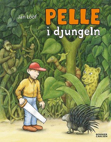 bokomslag Pelle i djungeln