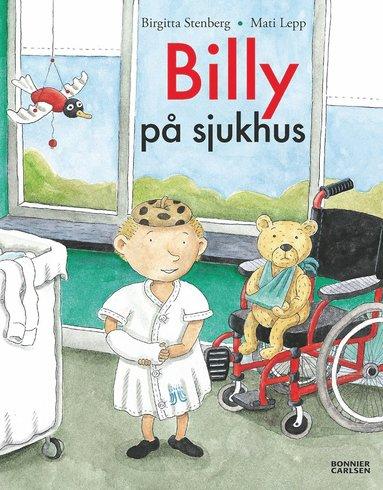 bokomslag Billy på sjukhus
