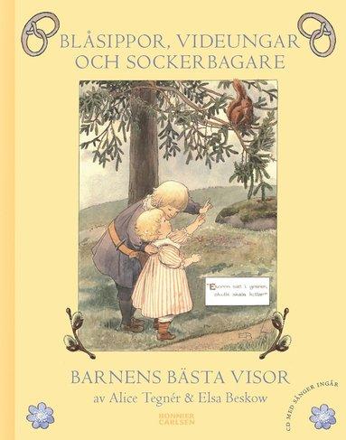 bokomslag Blåsippor, videungar och sockerbagare (inkl cd)