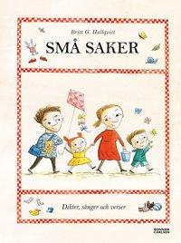 bokomslag Små saker : dikter sånger och verser