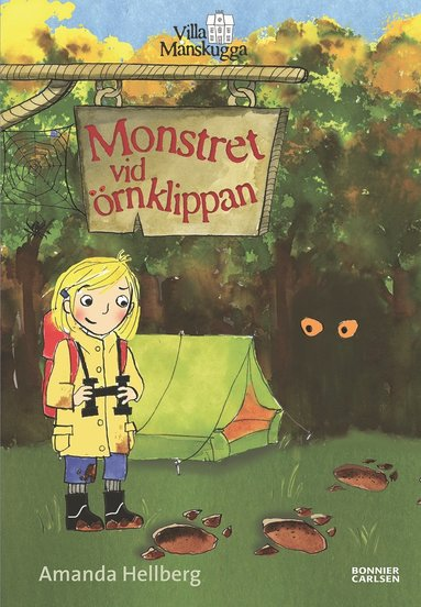 bokomslag Monstret vid Örnklippan