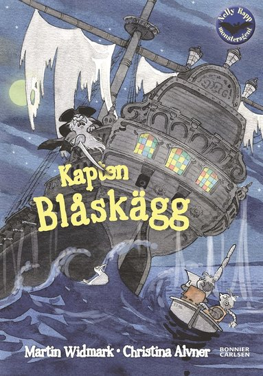 bokomslag Kapten Blåskägg