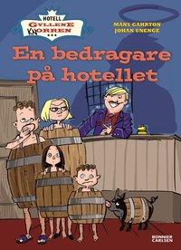 bokomslag En bedragare på hotellet
