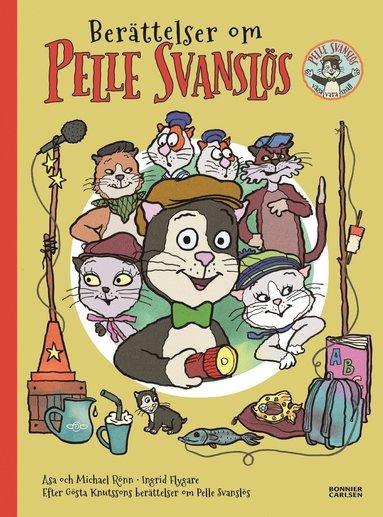 bokomslag Berättelser om Pelle Svanslös
