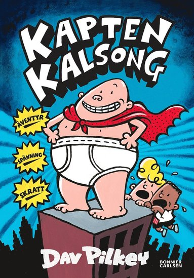 bokomslag Kapten Kalsong