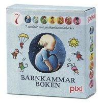bokomslag Barnkammarboken : 7 samlade små pixibarnkammarböcker
