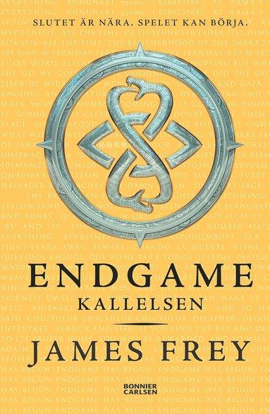 bokomslag Endgame. Kallelsen