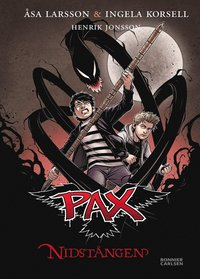 bokomslag Pax. Nidstången