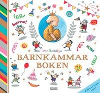 bokomslag Den randiga barnkammarboken