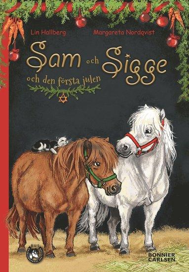 bokomslag Sam och Sigge och den första julen