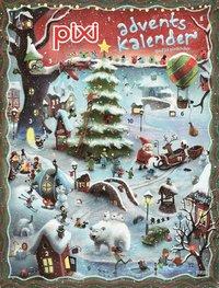 bokomslag Pixi adventskalender - Alexander Jansson
