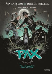 bokomslag Pax. Bjäran