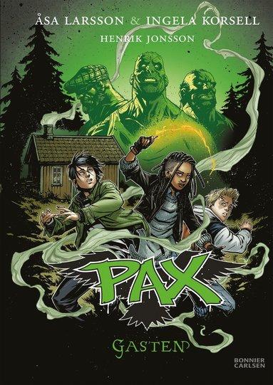 bokomslag Pax. Gasten