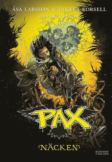 bokomslag Pax. Näcken