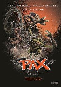 bokomslag Pax. Pestan