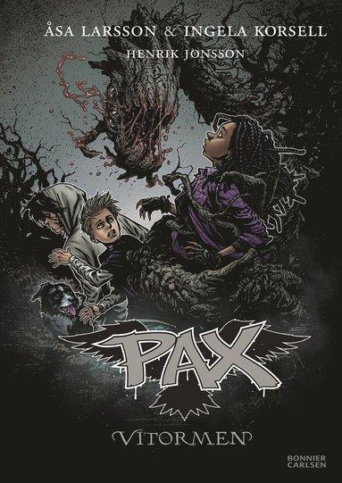 bokomslag Pax. Vitormen