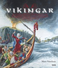 bokomslag Vikingar