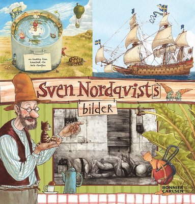 bokomslag Sven Nordqvists bilder