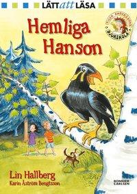 bokomslag Hemliga Hanson