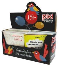 bokomslag Pixi säljförpackning serie 212