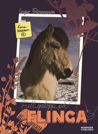 bokomslag Full galopp på Flinga