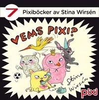 Pixibox: Vems Pixi?