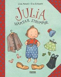 bokomslag Julia hämtar strumpor