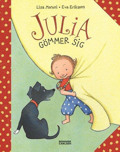 bokomslag Julia gömmer sig