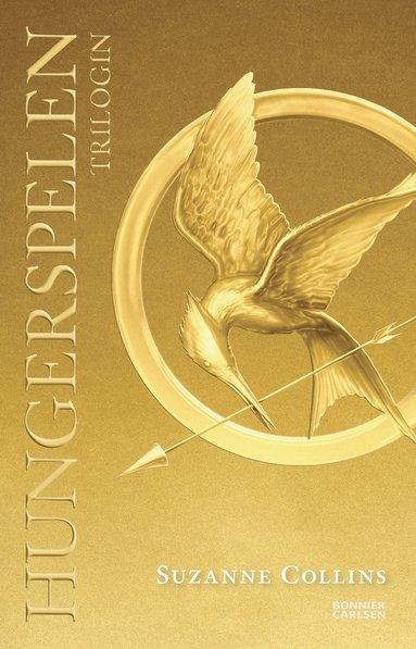 bokomslag Hungerspelen - trilogin