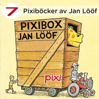 bokomslag Pixibox: Jan Lööf