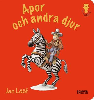 bokomslag Apor och andra djur
