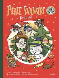 bokomslag Pelle Svanslös firar jul