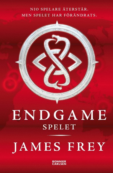 bokomslag Endgame. Spelet