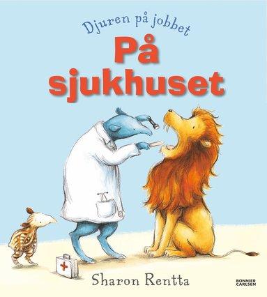 bokomslag På sjukhuset