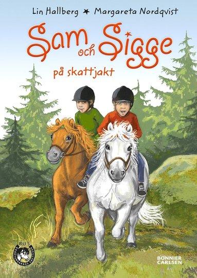 bokomslag Sam och Sigge på skattjakt
