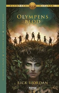 bokomslag Olympens blod