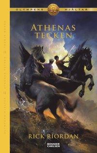 bokomslag Athenas tecken