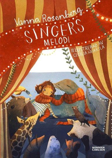 bokomslag Singers melodi