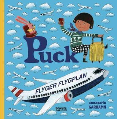 bokomslag Puck flyger flygplan