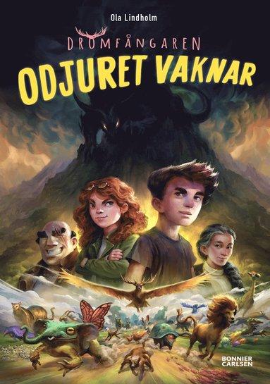 bokomslag Odjuret vaknar