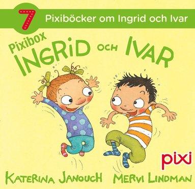 bokomslag Pixibox: Ingrid och Ivar