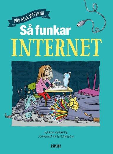bokomslag Så funkar internet